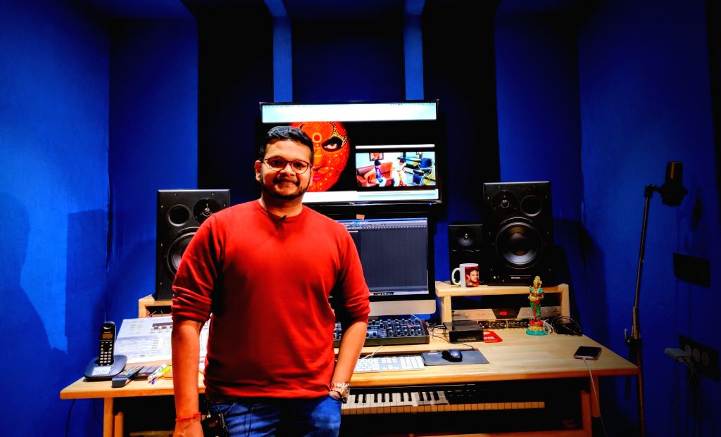 Composer Ghibran to release a series of devotional songs.