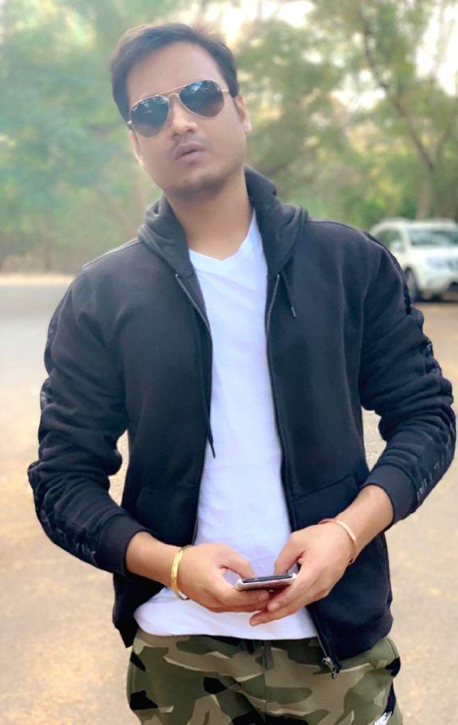 Composer Vipin Patwa.