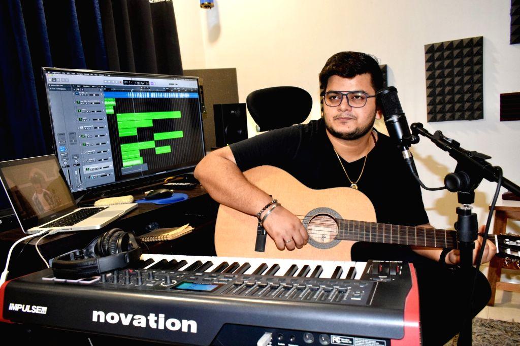 Composer Vishal Mishra - Vishal Mishra