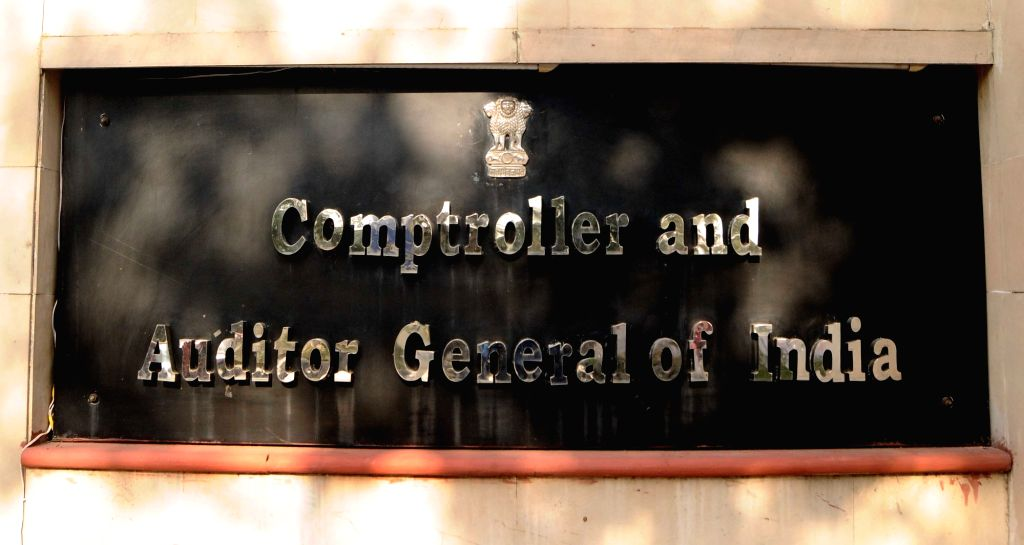 Comptroller and Auditor General (CAG) office. (File Photo: Amlan Paliwal/IANS)
