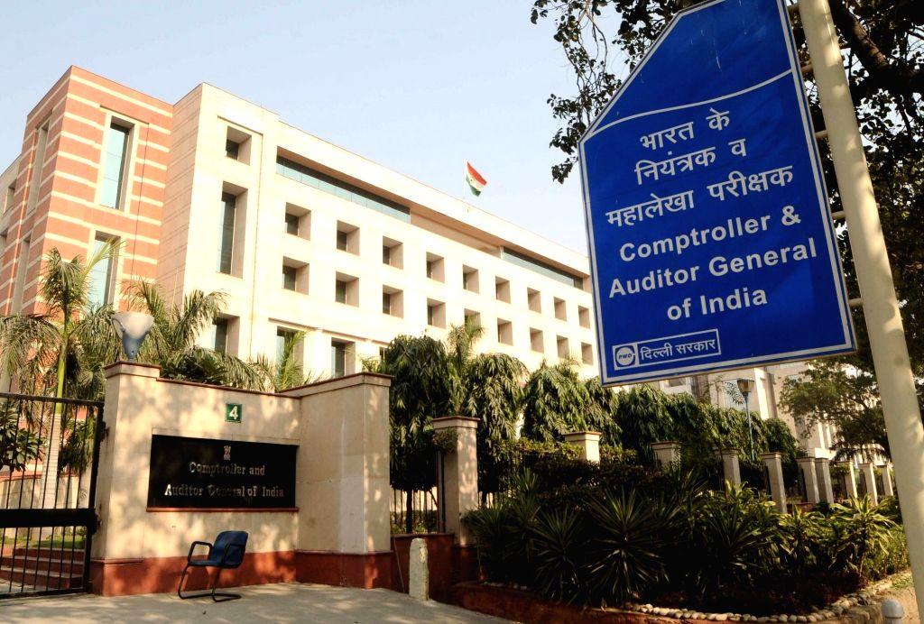 Comptroller and Auditor General of India, New Delhi, Oct 7, 2019. (File Photo: Amlan Paliwal/IANS)