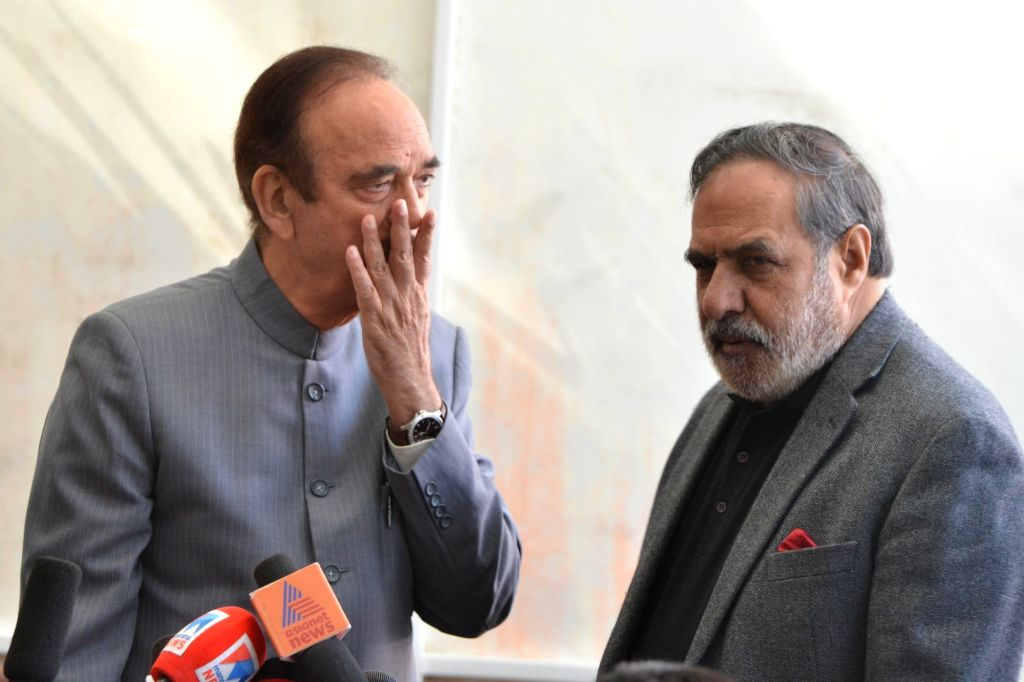 Concerned for party, don't want to weaken it, says Sharma