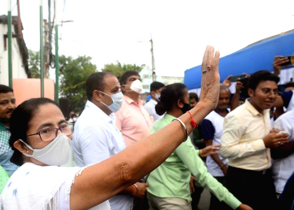 Congress at zero in West Bengal as Mamata wins big.