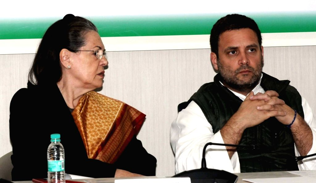 Congress Chief Rahul Gandhi and UPA chairperson Sonia Gandhi. (File Photo: IANS) - Chief Rahul Gandhi and Sonia Gandhi