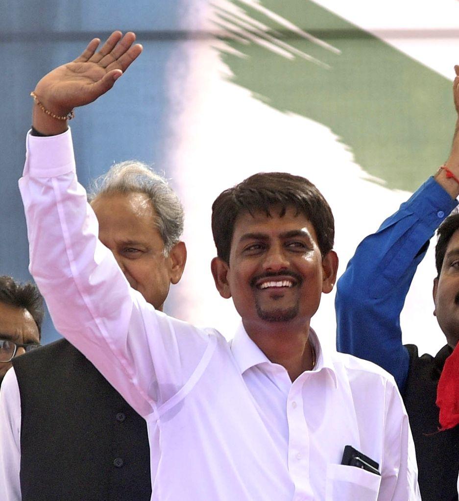Congress leader Alpesh Thakore. (File Photo: IANS)
