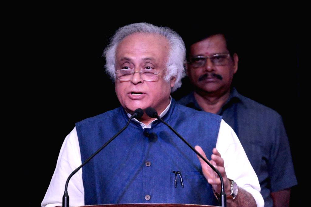 Congress leader Jairam Ramesh. (File Photo: IANS)
