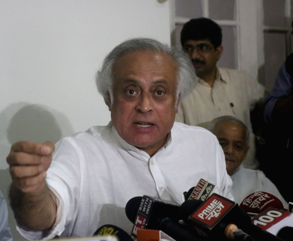 Congress leader Jairam Ramesh. (Photo: IANS)