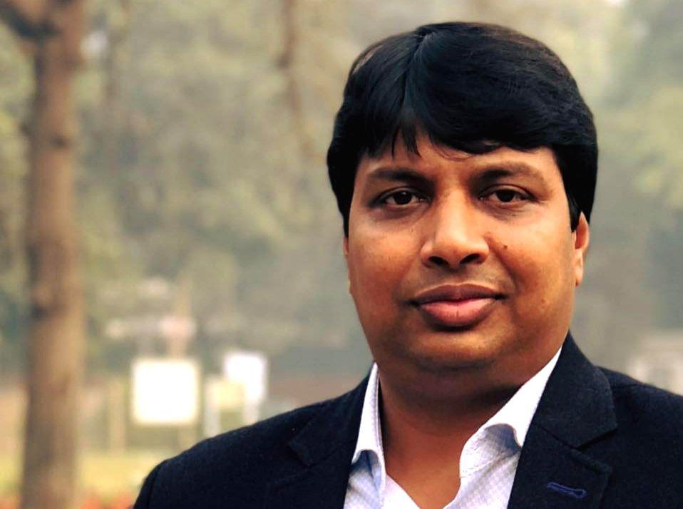 Congress leader Rohan Gupta. - Rohan Gupta