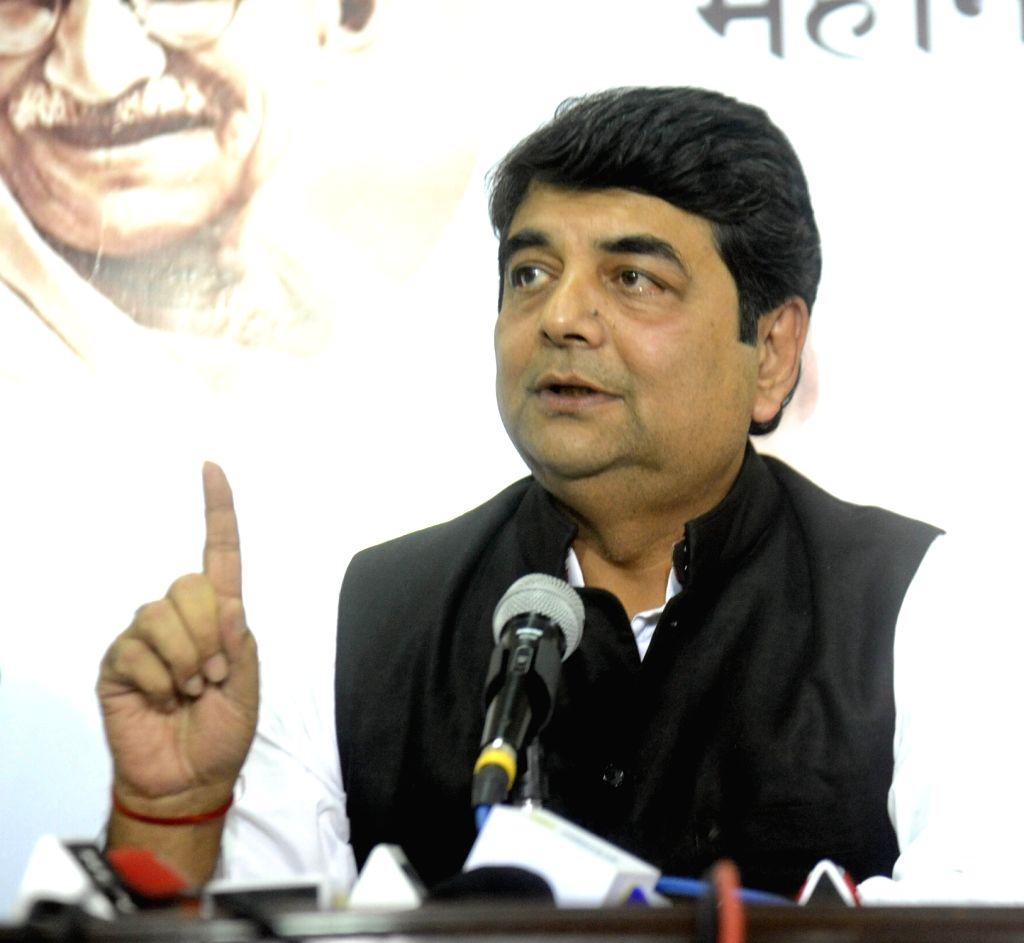 Congress leader RPN Singh. (File Photo: IANS)
