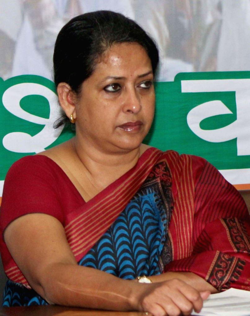 Congress leader Sharmistha Mukherjee. (File Photo: IANS) - Sharmistha Mukherjee