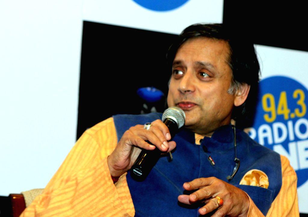 Congress leader Shashi Tharoor. (File Photo: IANS) - Shashi Tharoor