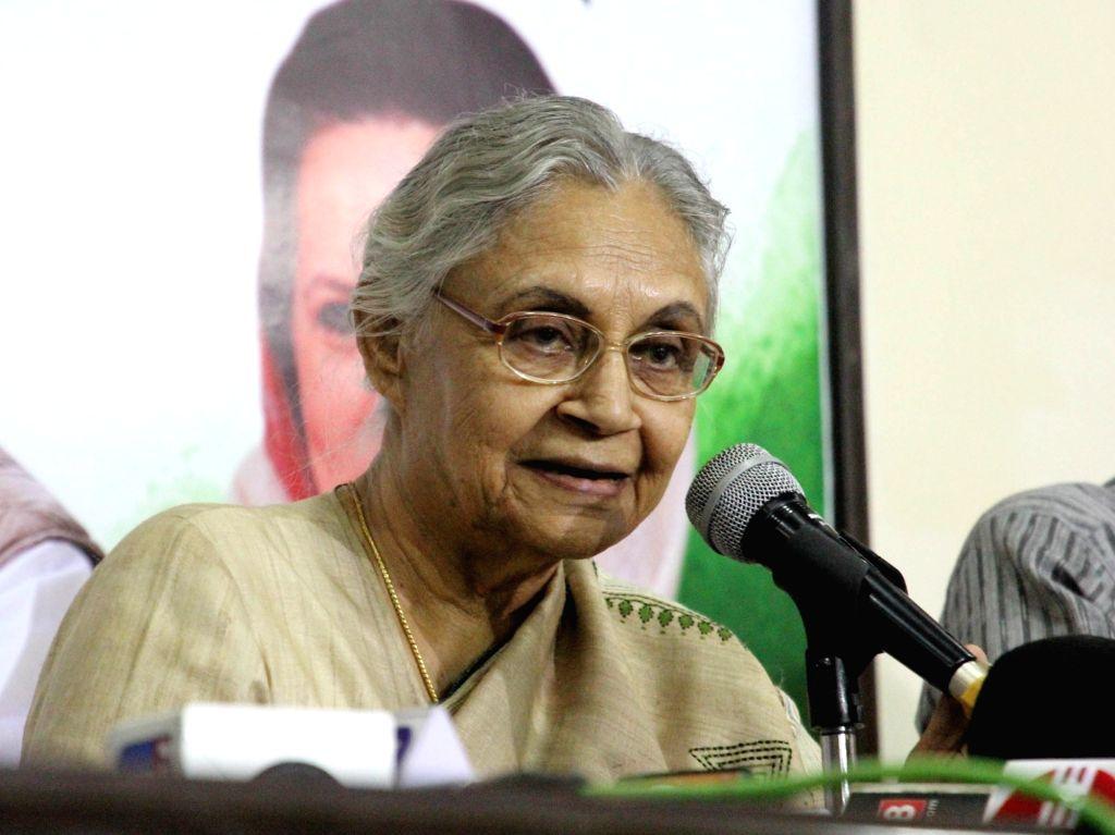 Congress leader Sheila Dikshit. (Photo: IANS) - Sheila Dikshit