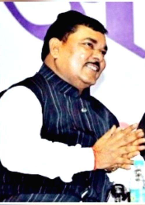 Congress leader Shyoraj Jivan. (Photo By: twitter.@ShyorajJValmiki)
