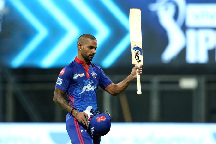 Conscious effort from my side to increase strike rate: Dhawan  ( Credit : BCCI/IPL)