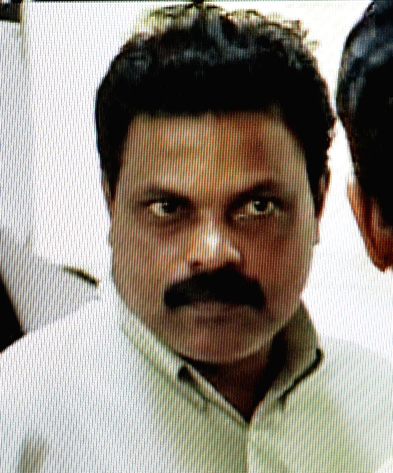 Constable K. Jithukumar one of the accused in the case; in Thiruvananthapuram on July 25, 2018. A CBI Special Court here on Wednesday sentenced to death two policemen and three ...