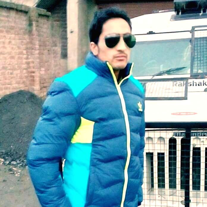 Constable Mashooq Ahmad,  decamped with four assault rifles from Bijbehara (Anantnag) in Srinagar, on Jan 16, 2016. (File Photo: IANS)