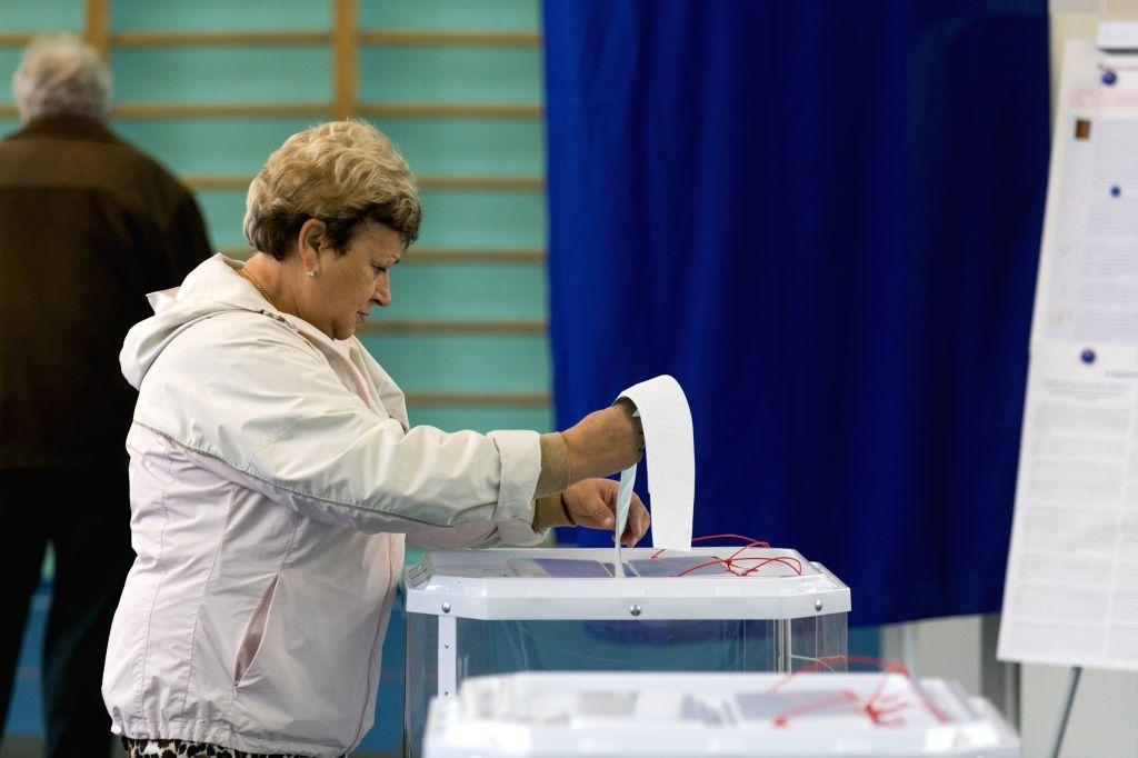 Constitutional amendments vote begins in Russia's Far East