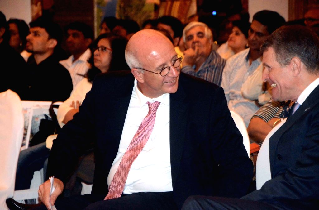 Consul General of the German Consulate General in Mumbai is Dr. Jürgen Morhard during a programme organised to launch 4 city roadshow of German National Tourist Office, India (GNTO) in ...
