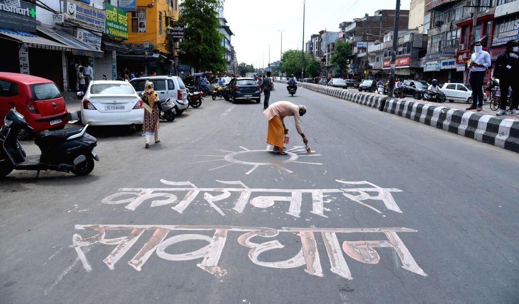 containment zone,New Delhi