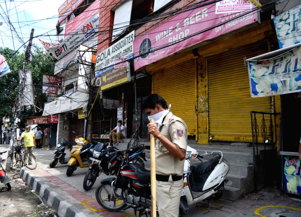 Containment zones drop to 87 in Delhi; most in north district