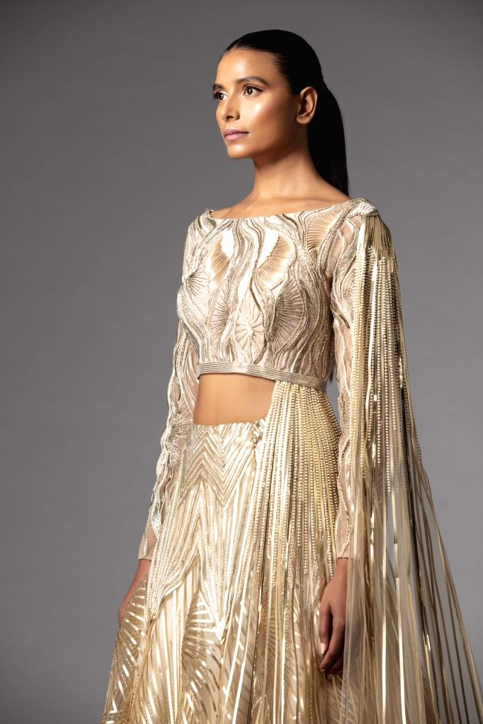 Contemporary Couture with Amit Aggarwal.