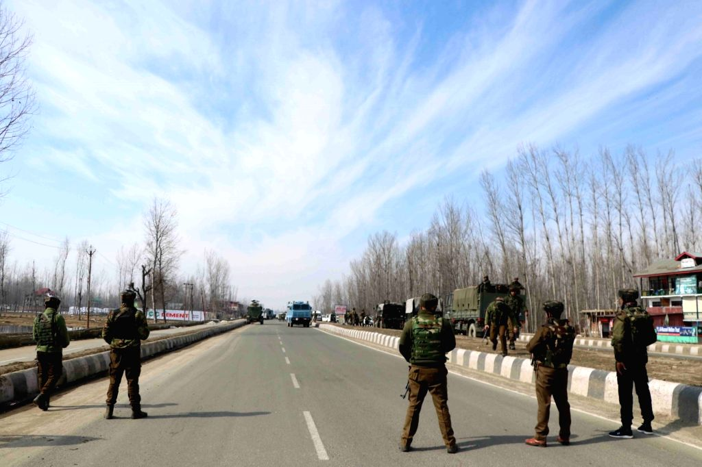 Continuing action against violators of prohibitory orders issued by the government under section 144 CrPC, J&K Police have arrested 17 persons for defying the restriction orders over COVID-19. (Photo: IANS)