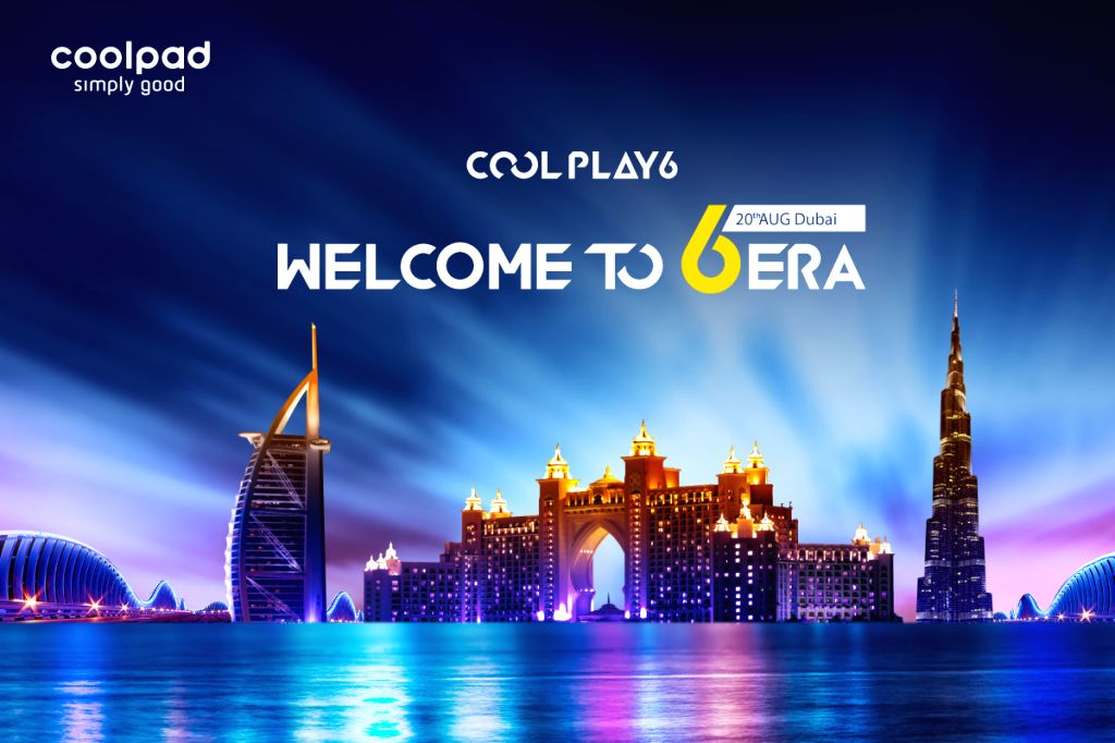 Coolpad launches 'Cool Play 6' smartphone