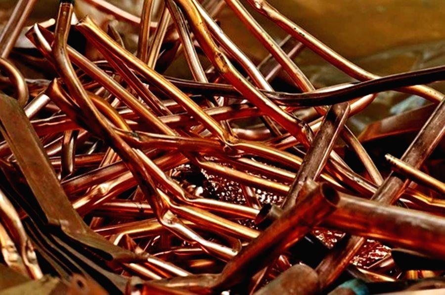 Copper.(photo:https://pixabay.com)