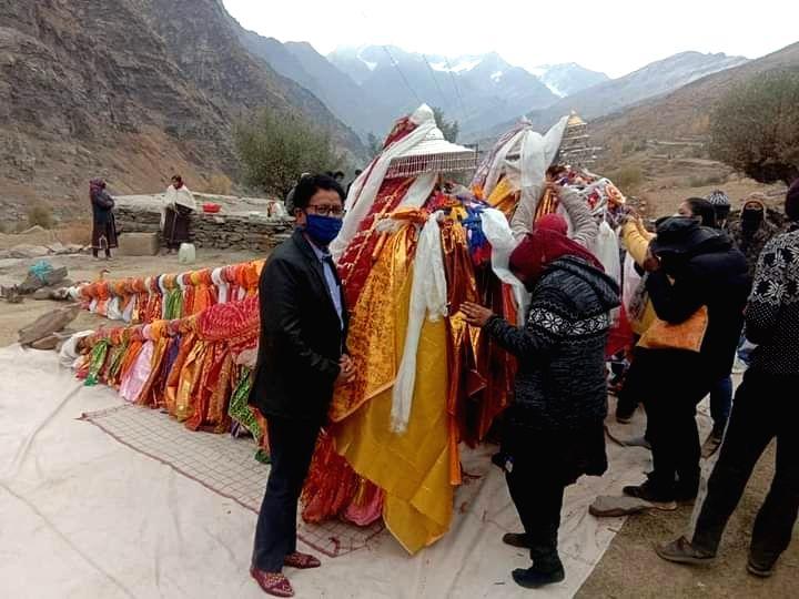 Coronavirus puts pause on Himachal deity winter sujourn.