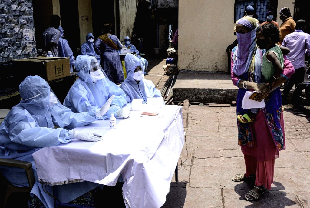 Coronavirus Test. (Photo: IANS/Xinhua)