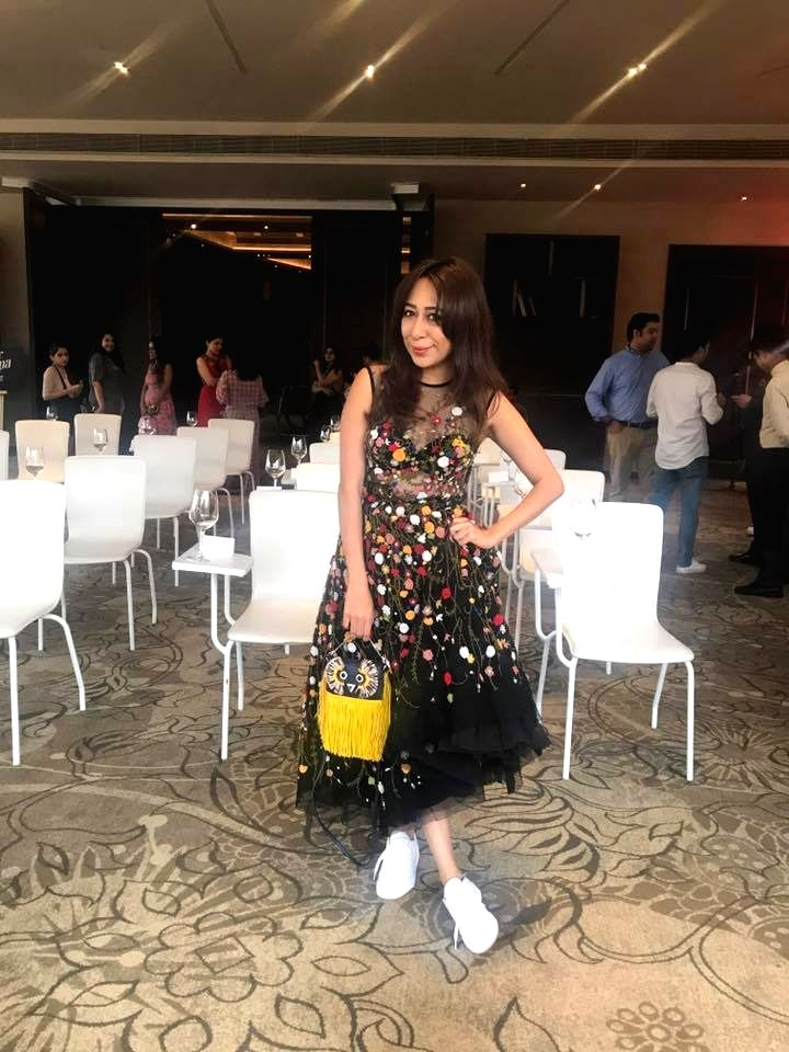 Cosmopolitan Editor Nandini Bhalla during the Cosmopolitan Beauty Weekend 2017 in Mumbai.