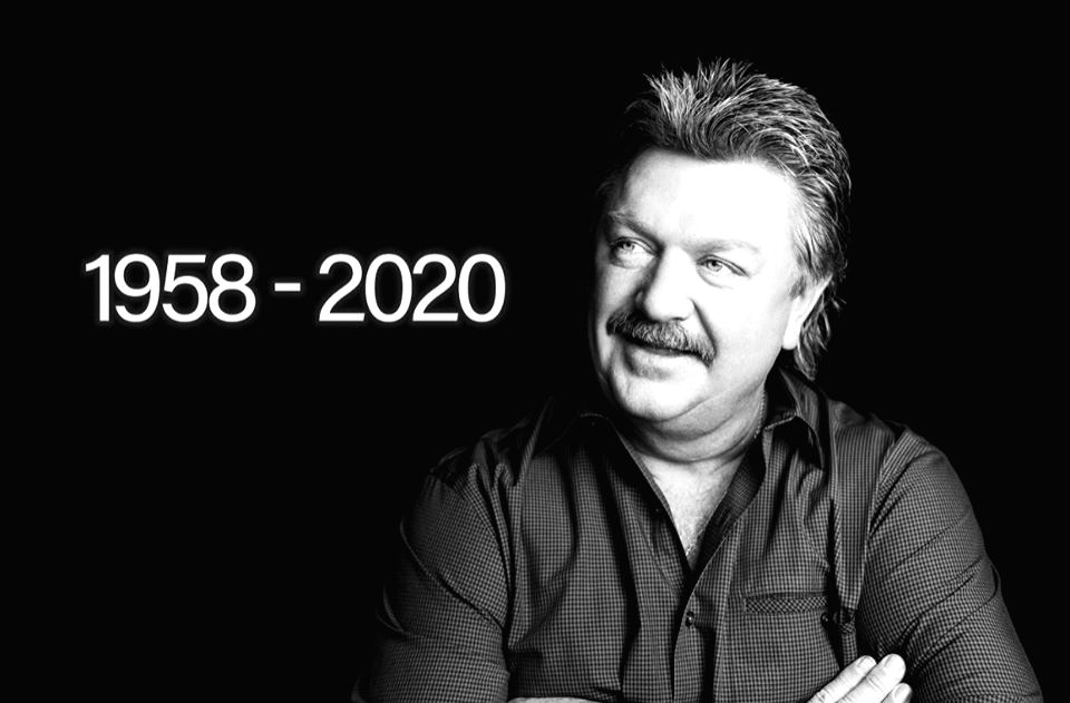 Country music icon Joe Diffie dies of coronavirus