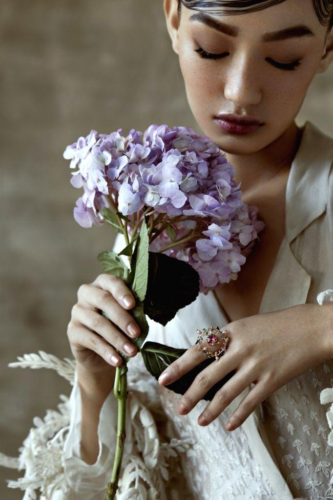 Couturier Rahul Mishra debuts as jewellery designer - Rahul Mishra