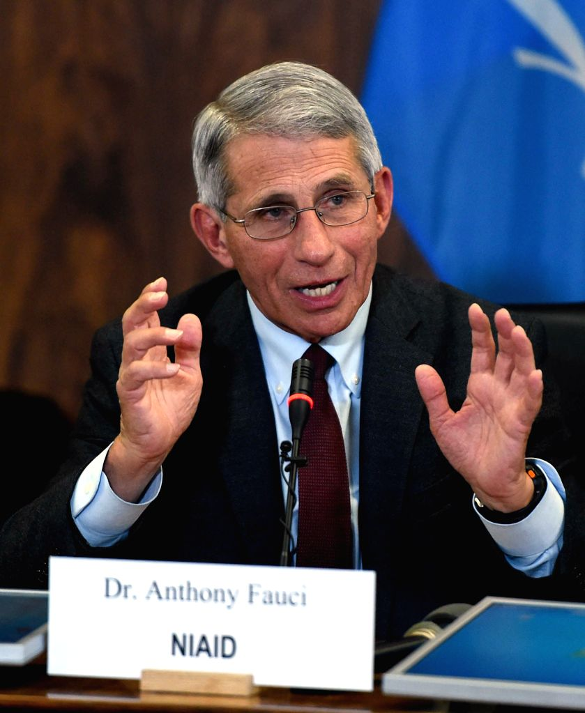 COVID-19 2nd wave in US not inevitable: Fauci