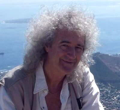 COVID-19: Brian May blames meat-eating for pandemic.