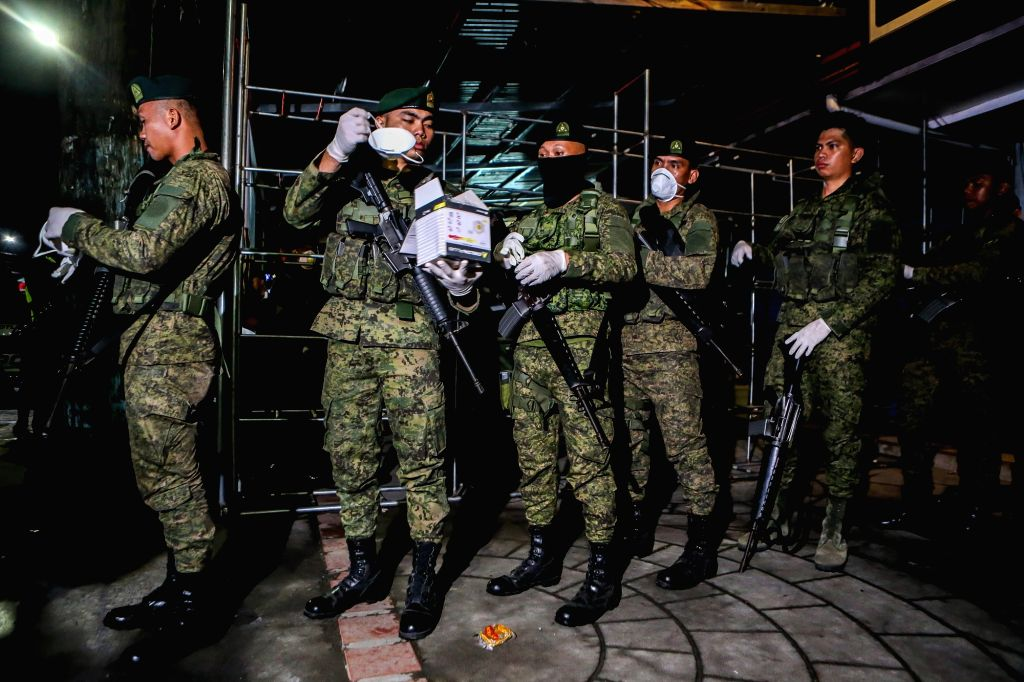 COVID-19 lockdown displaces over 2mn workers in Philippines