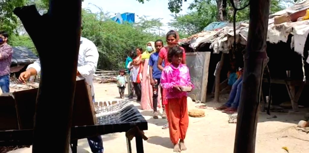 Covid-19: Residents of village in Yamuna yet to get food from Delhi govt.