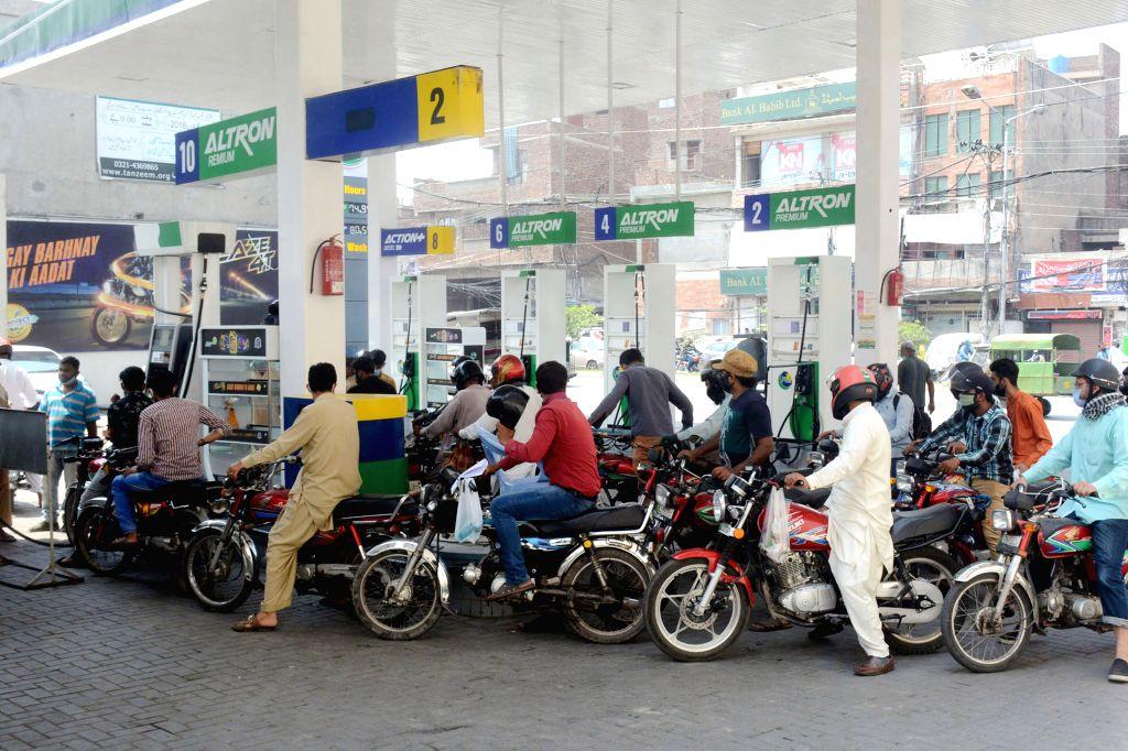 COVID-19 severely affects upward trajectory of Pak's economy
