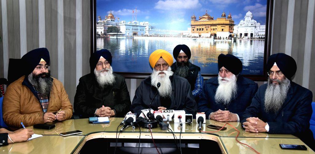 COVID-19: SGPC not to shut gurdwaras; taking precautions. (Photo: IANS)