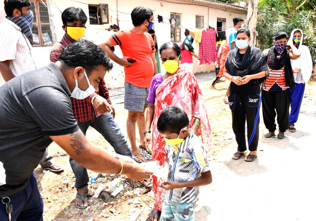 COVID-19: Stanza Living launches food distribution drive for needy