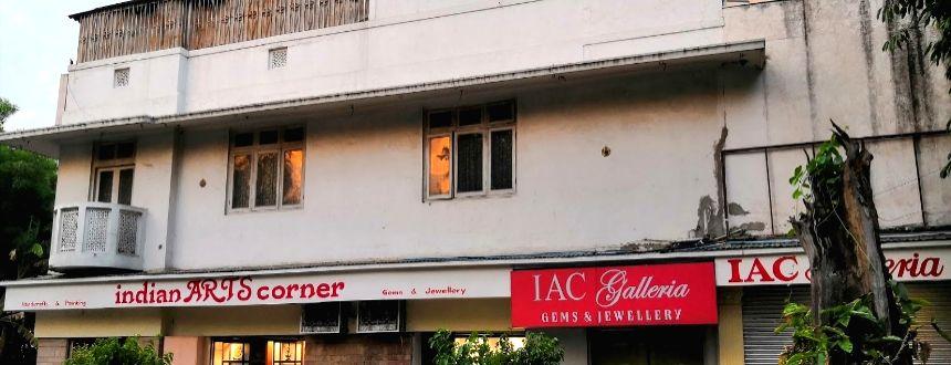 COVID-19: Sunder Nagar first market to be closed till Mar 31.