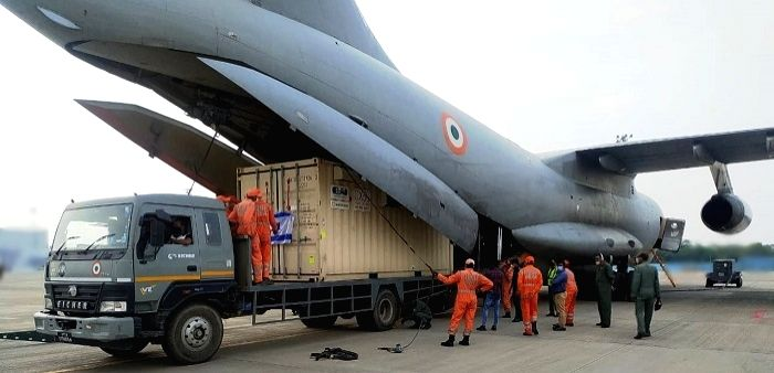 Covid-19 teaches Indian armed forces new lessons in Humanitarian Assistance and Disaster Relief.(Photo: India Narrative)