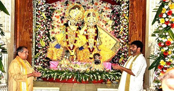Covid dampens Janmashthami spirit at Krishna Janmabhoomi.