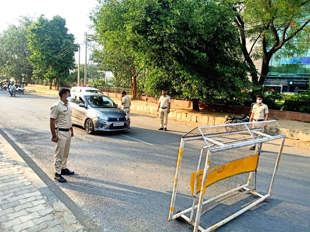 Crackdown on liquor smugglers amid lockdown