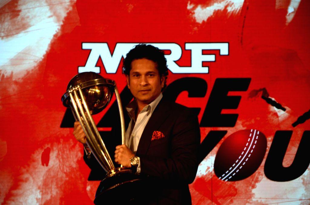 Cricket legend Sachin Tendulkar. (Photo: Sandeep Mahankal /IANS) - Sachin Tendulkar