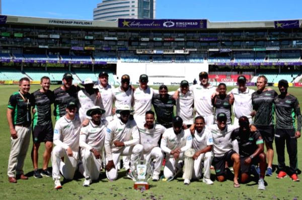 Cricket SA congratulates four-day domestic champs Dolphins