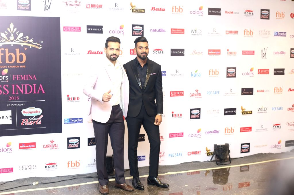 Red Carpet for the Grand finale of Miss India 2018 - Irfan