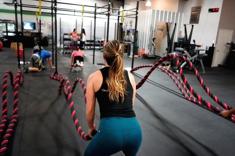 Crossfit for life