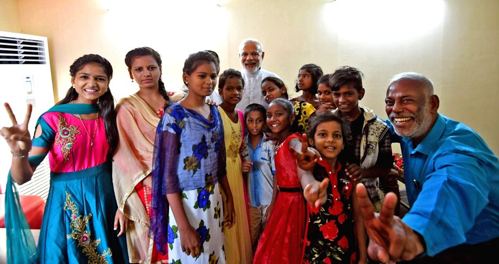 Cuttack based tea seller, D. Prakash Rao, who was praised by Prime Minister Narendra Modi for providing education to 70 slum children in the 44th edition of his monthly radio address ... - Narendra Modi and D. Prakash Rao
