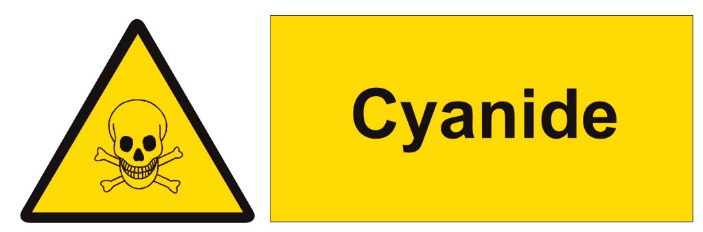 Cyanide.